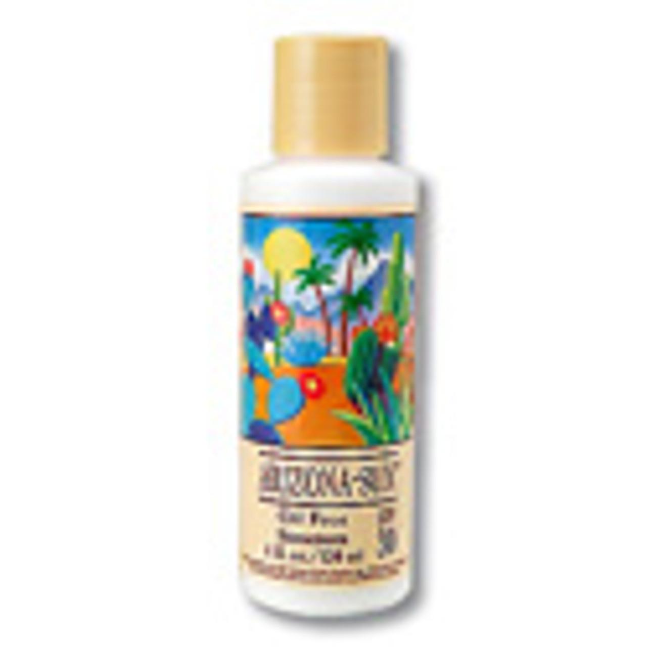 Adult Sunscreen, Oil Free, SPF30 - 4oz