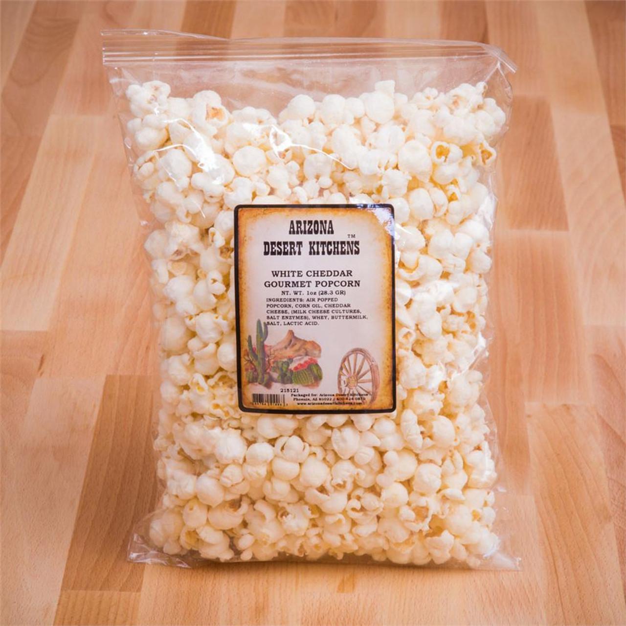 White Cheddar Gourmet Popcorn 3oz