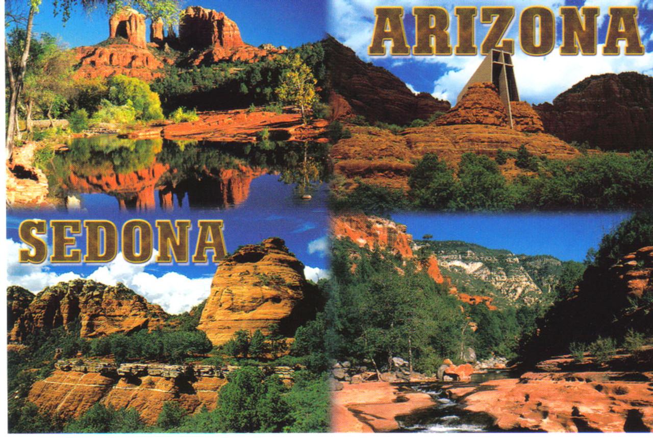 Sedona Postcard - Pack of 100
