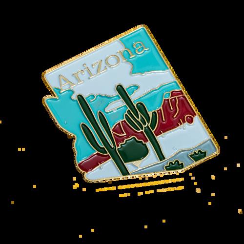 Arizona Tie Tack