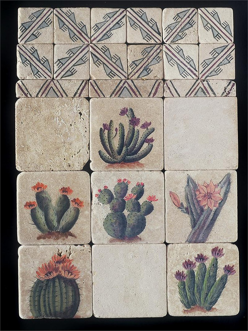 "Southwest Liner 1""x4"" Tile"