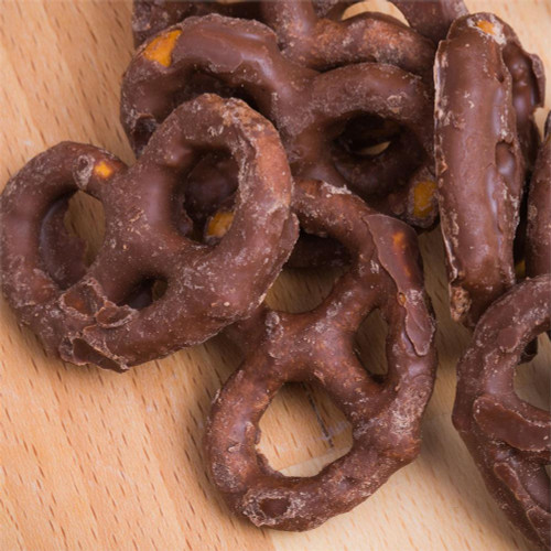 Chocolate Covered Pretzels 4oz