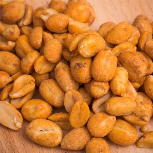 Chili Lime Peanuts 4oz