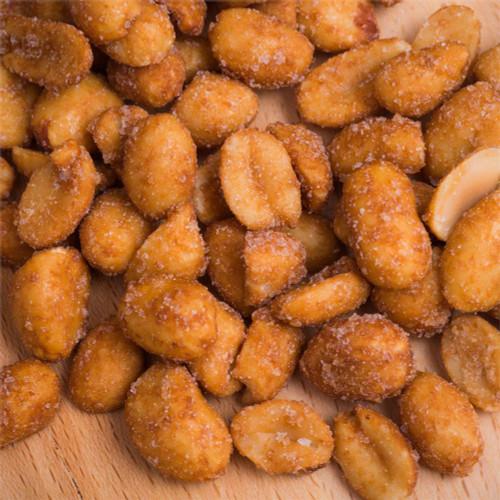 Honey Roasted Peanuts 4oz