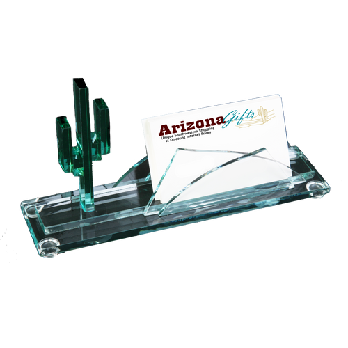 Saguaro Cactus - Business Card Holder