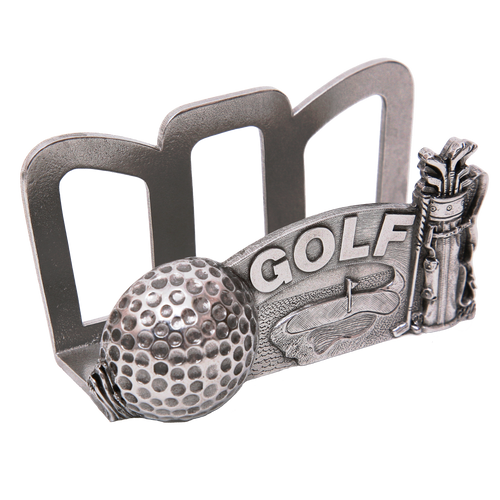 Golf Business Card Holder