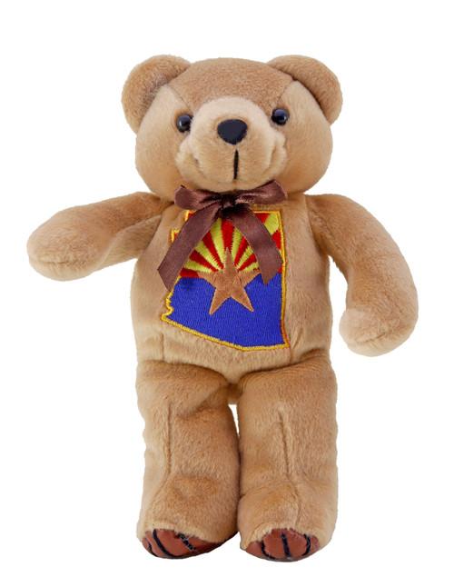 Arizona State Plush Bear