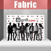 Fabric Step and Repeat Banner Backdrop 12'x8'
