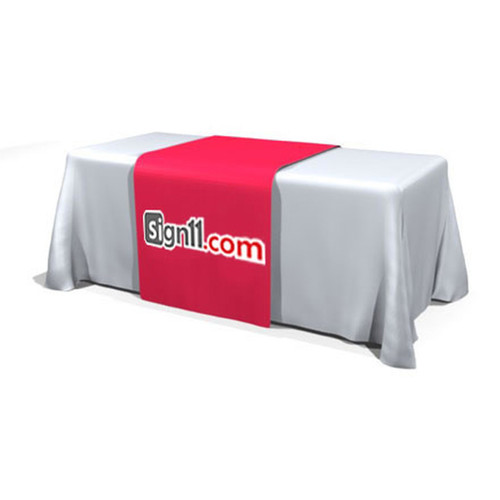 Table cover throw runner
