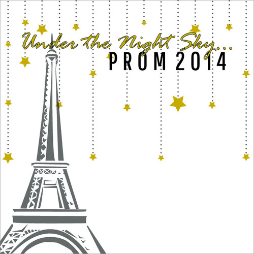 Prom Step and Repeat Backdrop 351