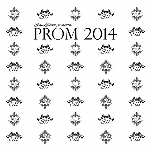 Prom Step and Repeat Backdrop 353