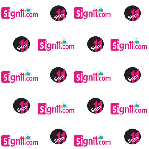 Step and Repeat Banner Pattern 28