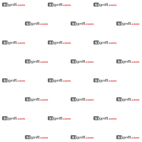 Step and Repeat Banner Pattern 104