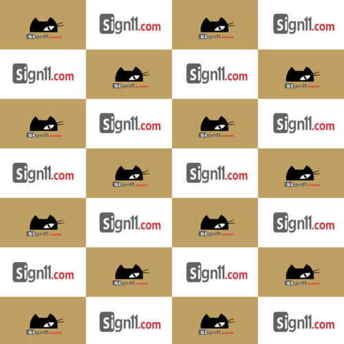 Step and Repeat Banner Pattern 123