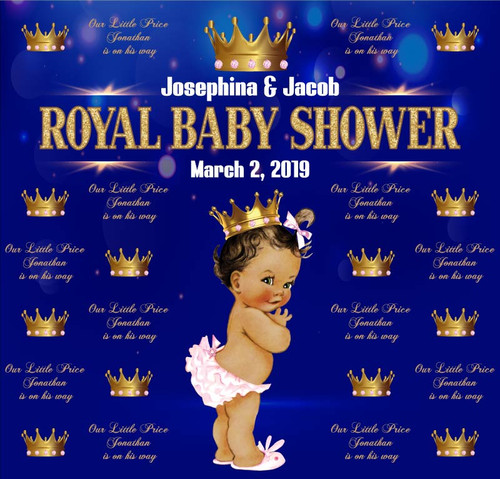 aby Shower Backdrop 9021