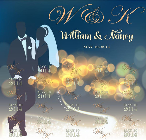 Wedding Backdrop 9037 (
