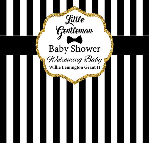 Baby Shower Backdrop 5030