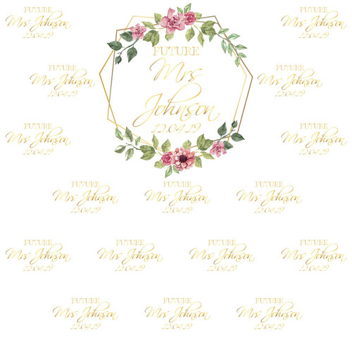 Wedding Backdrop 4013