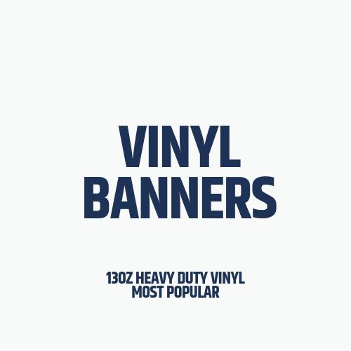 Vinyl Banners, cheap banners, Custom Banners