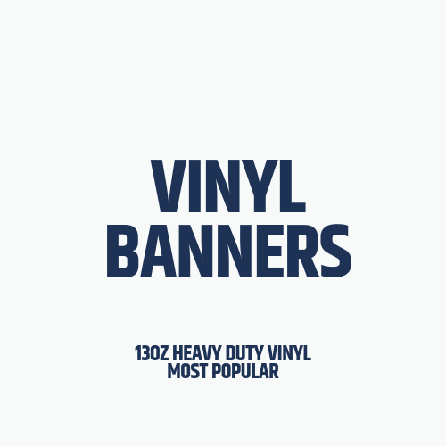 Vinyl Banners, cheap banners, Custom Banners