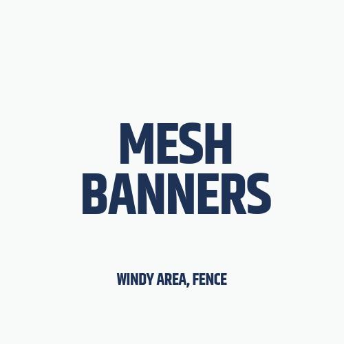 Mesh Banners, Custom fabric banners, cheap fabric banners