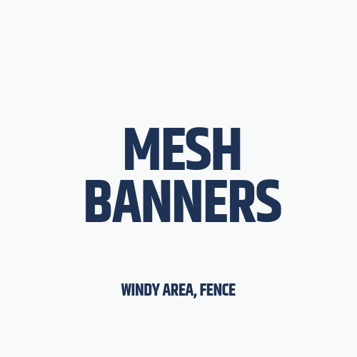 Mesh Banners, Custom fabric banners, cheap fabric banners
