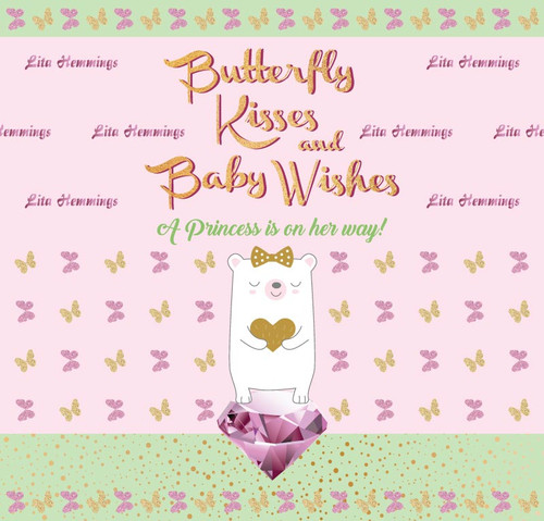 Baby Shower Backdrop 5047