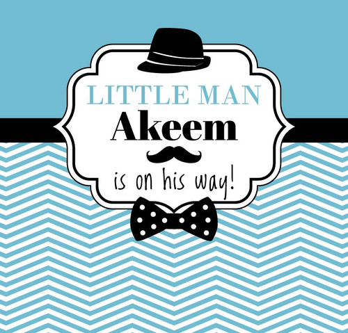 Baby Shower Backdrop 5084
