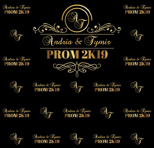 Prom Backdrop 5093