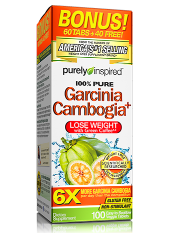Garcinia Cambogia+ - Purely Inspired fba00bc5665