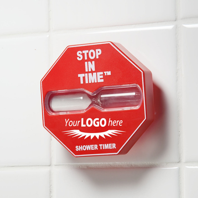 5-Minute Stop In Time™ Shower Timer