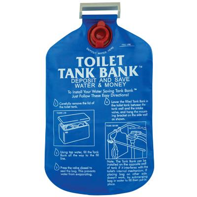 Toilet Tank Bank®