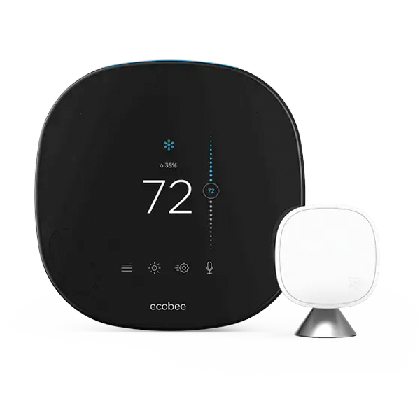Smart Thermostat with Voice Control