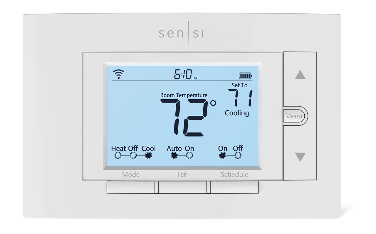 Emerson Sensi™ Wi-Fi Thermostat