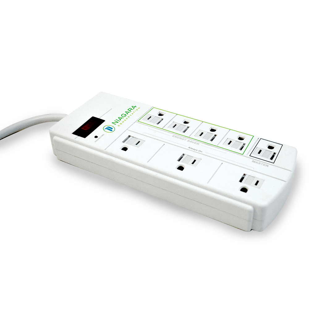 Niagara Conservation Energy-Saving Smart Surge Protector
