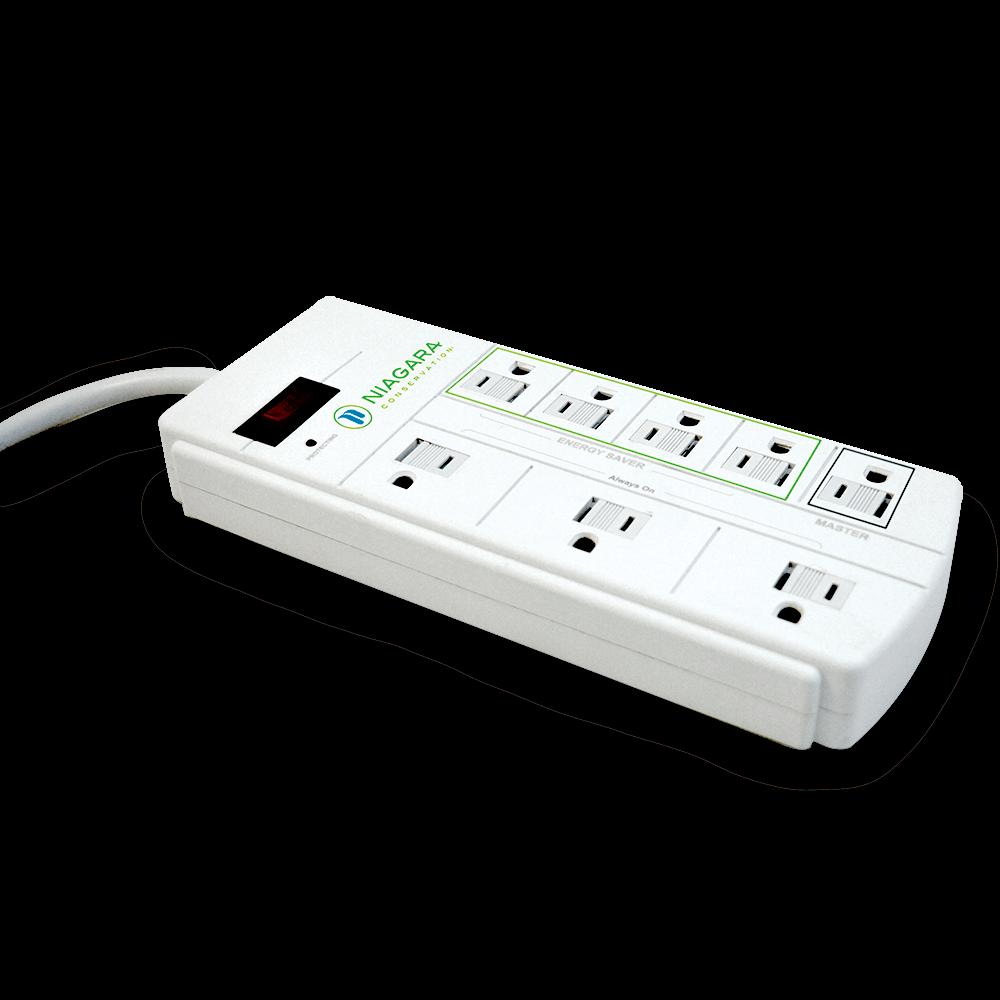 Energy-Saving Smart Surge Protector