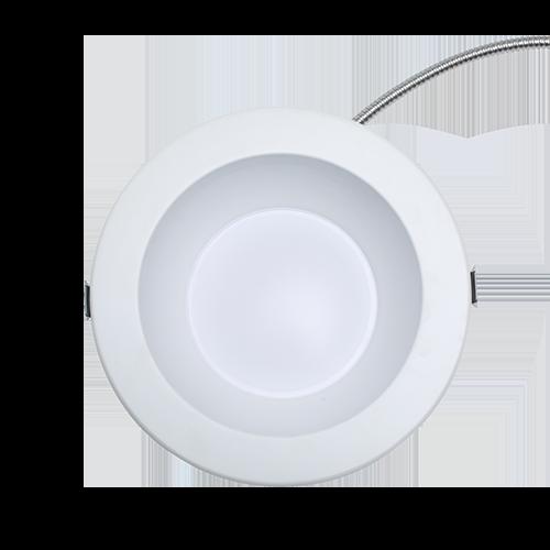 Field-Adjustable Commercial Downlight