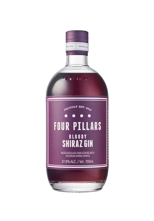 Bloody Shiraz Gin
