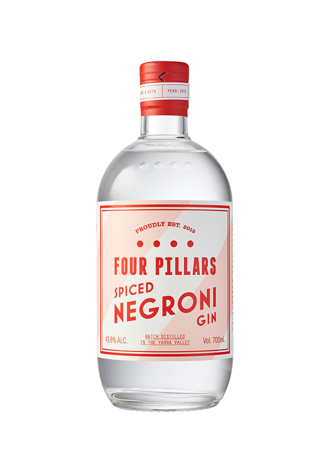 Spiced Negroni Gin