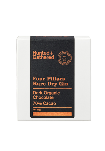 Rare Dry Gin Chocolate