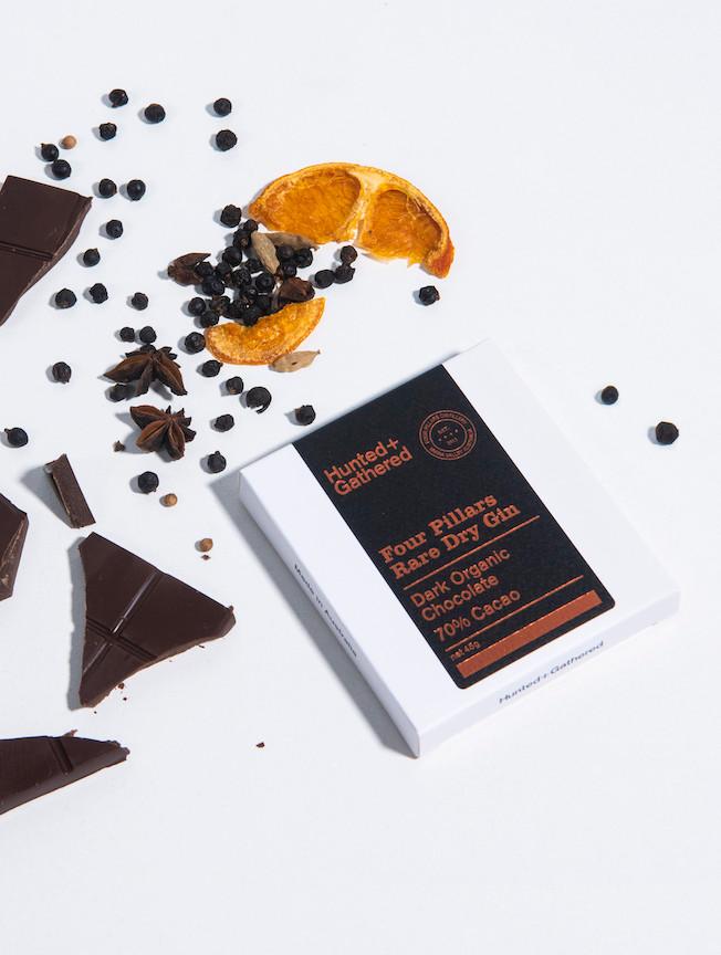 Rare Dry Gin Chocolate