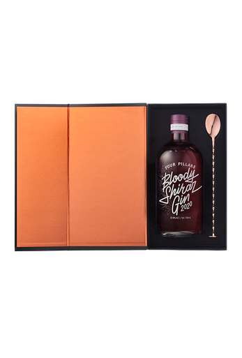 Gin with gift box & spoon