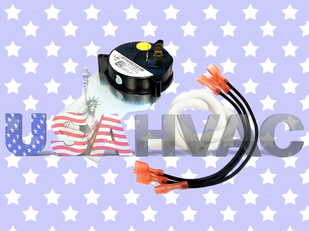 OEM Rheem Ruud Furnace Air Pressure Switch 42-24196-87 42-101956-07-0.70 PF