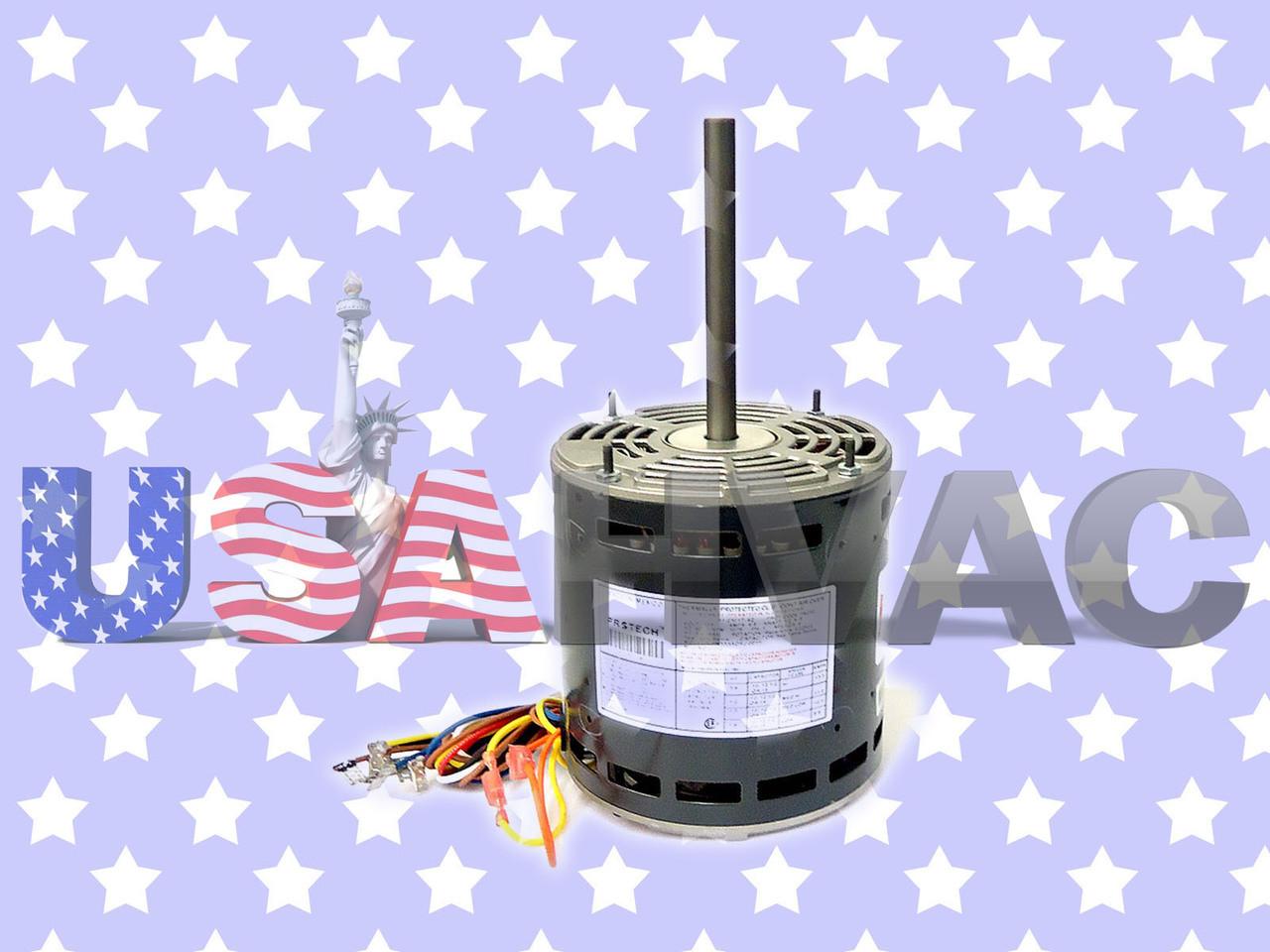 Rheem Ruud Furnace Blower Motor 51-22700-01 51-20816-01 51-23017-41 51-21459-02