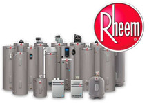 Rheem Ruud Richmond Vanguard - Water Heater
