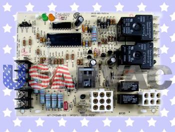 Rheem Ruud Weather King Furnace Control Circuit Board 62-24306-04 62-24174-01