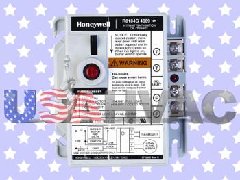 R4118B1022 R4118B-1022 - OEM Honeywell Protectorelay Oil Burner Control Board