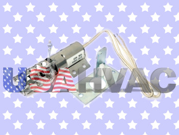 ClimaTek Round Gas Oven Stove Burner Ignitor Fits Amana 77001258 89333 86690