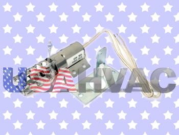 ClimaTek Round Gas Oven Stove Burner Ignitor Fits Amana 0089333 0086690 0086689 0072203 0072202 0070957 0070369