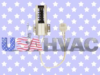 WB13K0021 AH231280 - ClimaTek Flat Gas Oven Stove Burner Ignitor Fits GE General Electric RCA